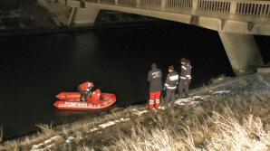 O tânără de 16 ani s-a aruncat în Bistriţa