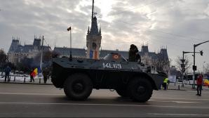 Parada militară la Iași