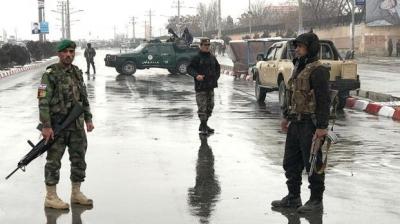 Kabul, capitala Afganistanului - imagine de arhivă