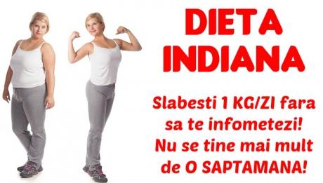 Dieta indiana: cura de slabire in 7 zile - Reteta care face minuni