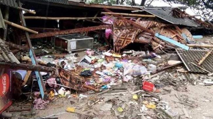 Tsunami devastator în Indonezia
