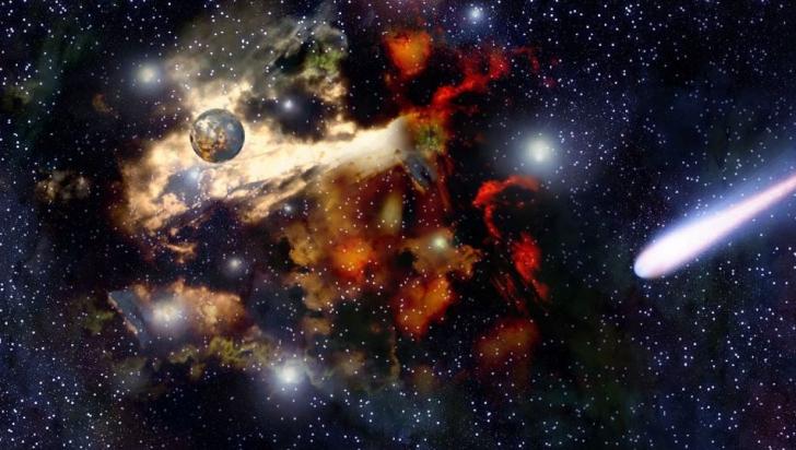 Descoperire a oamenilor de știință: O catastrofă uriașă a lovit sistemul solar