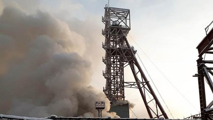 Nouă morți într-un infern subteran, la 350 de metri adâncime, într-o mină de potasiu din Rusia