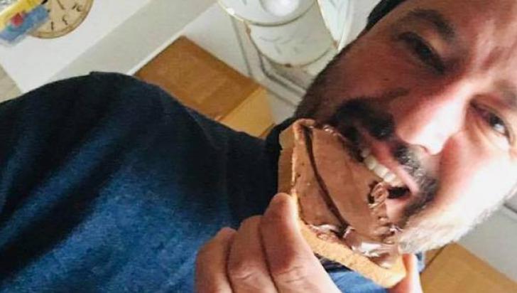 Nutella în vremea dezastrului. Ministrul vedetă al Italiei face o gafă majoră pe rețelele sociale