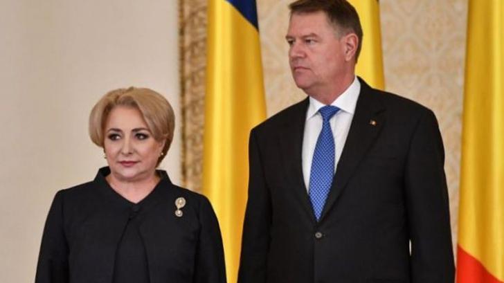 Razboi între palate: Iohannis și Dăncilă se bat în scrisori