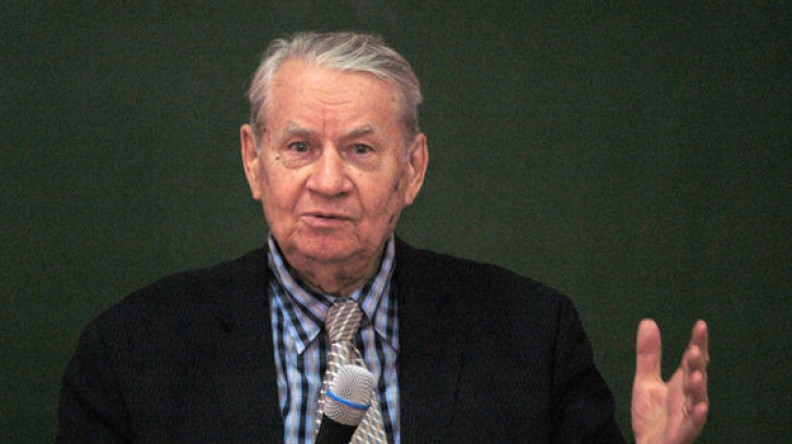 Doliu. Un celebru academician a încetat din viață
