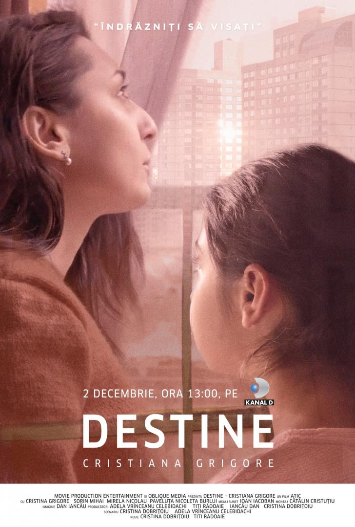 Premieră la KANAL D: DESTINE, serie de documentare biografice despre puterea de a reuși în viață (P)