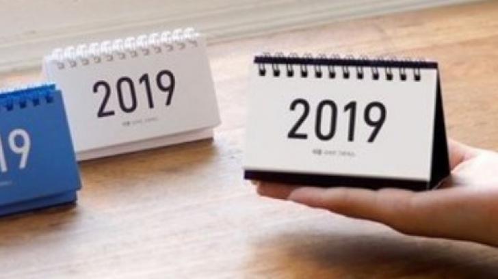 Câte zile LIBERE vom avea în 2019. Calendarul sărbătorilor legale