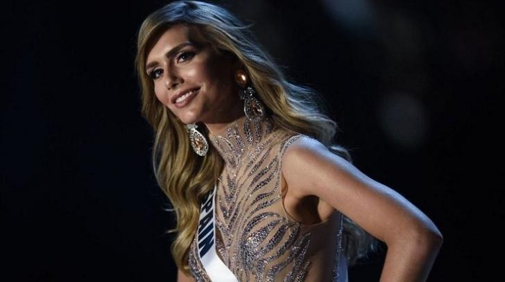Modelul transsexual care a scris istorie la Miss Univers 2018