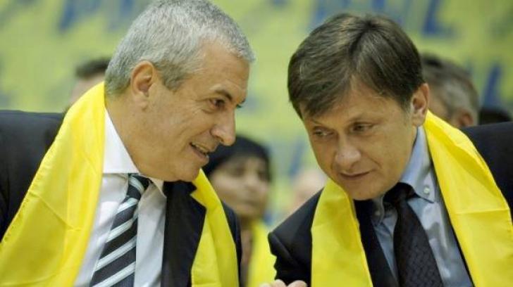 """Crin Antonescu către Tăriceanu: Legile contra cărora """"luptă"""" au semnătura lui, ca premier"""