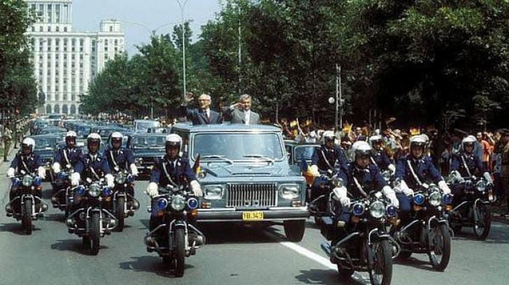 Fiscul îi vinde mașina de suflet a lui Ceaușescu