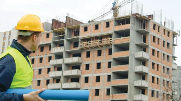 Octombrie, o lună nu tocmai bună pentru sectorul construcțiilor