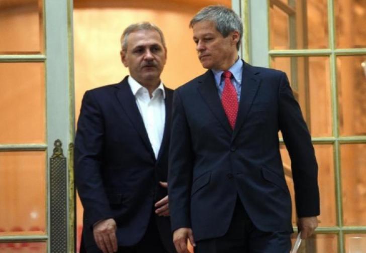 Dragnea, despre Cioloş: Nu e al românilor, e al multinaţionalelor