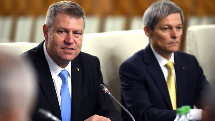 """Iohannis: """"Am prima şansă la alegerile prezidențiale. Cioloș nu îmi va crea probleme"""""""