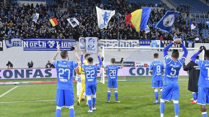 Video   Craiova - Gaz Metan 2-0. Dubla lui Mitriță a făcut diferența!
