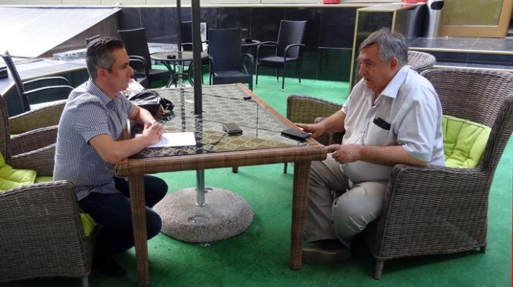 Dan Voinea, la interviul acordat jurnalistului Cristian Otopeanu in septembrie 2018