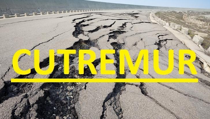 Cutremur extrem de puternic