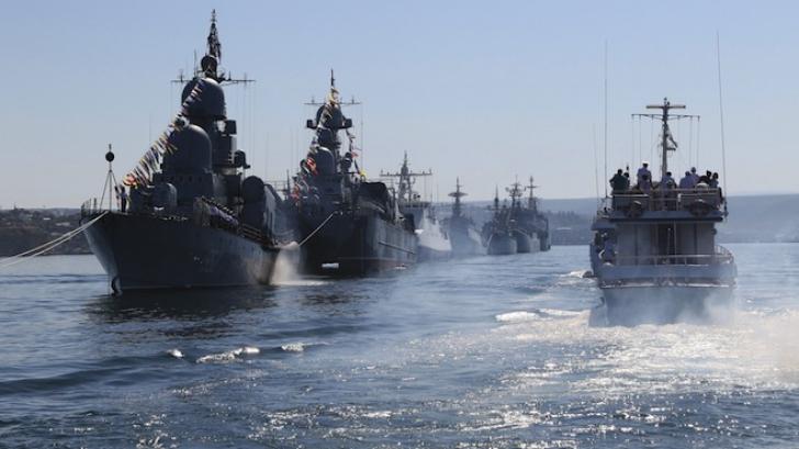 Flota Rusiei la Marea Neagră