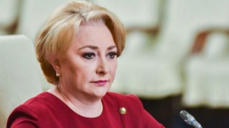 Dăncilă prinde curaj: l-a reclamat pe Iohannis la CCR