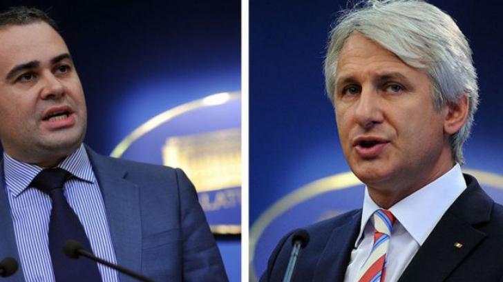 Teodorovici și Vâlcov prezintă dezastrul economic