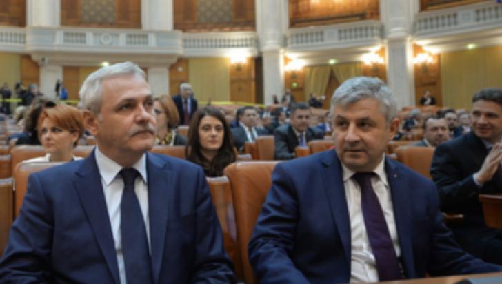 Scandal și acuzații grave în Parlament la ședința de suspedare a lui Dragnea