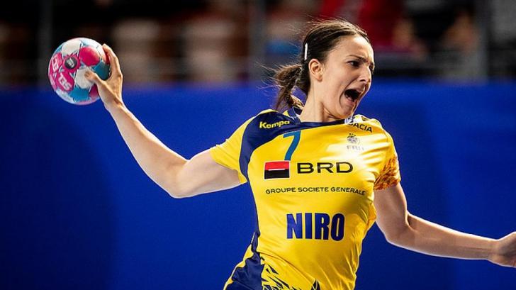 Romania a ratat prezenţa în finala Campionatului European la handbal feminin. Rusia - Romania 28-22