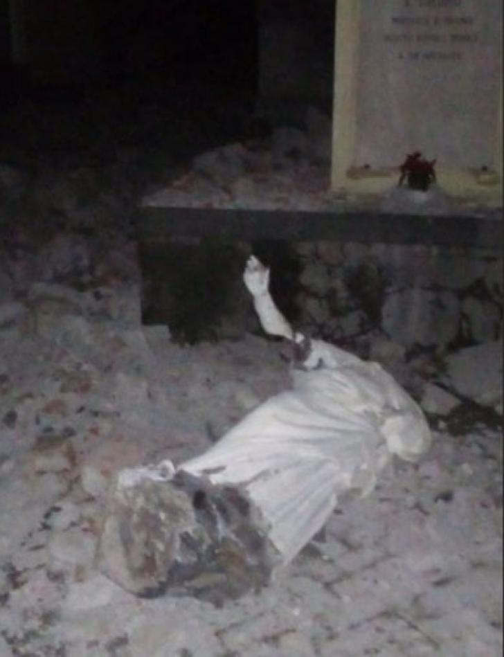 După erupția vulcanului Etna, un cutremur zguduie Sicilia: clădiri avariate și răniți