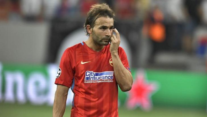 Filipe Teixeira și-a reziliat contractul cu FCSB