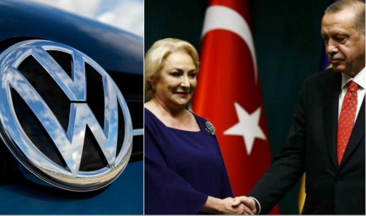 Volkswagen alege Turcia şi ocoleşte România