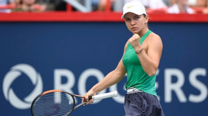 Simona Halep, liderul echipei olimpice de tenis! Obiectivul pentru Tokyo 2020