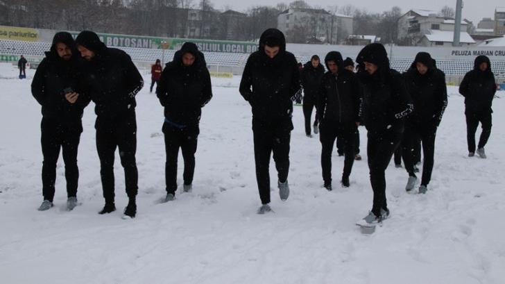 Iarna, marele 'dușman' al Ligii 1! Președintele LPF vine cu soluții