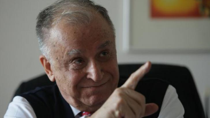 Ion Iliescu, în lacrimi, în dialogul cu jurnaliștii Le Figaro