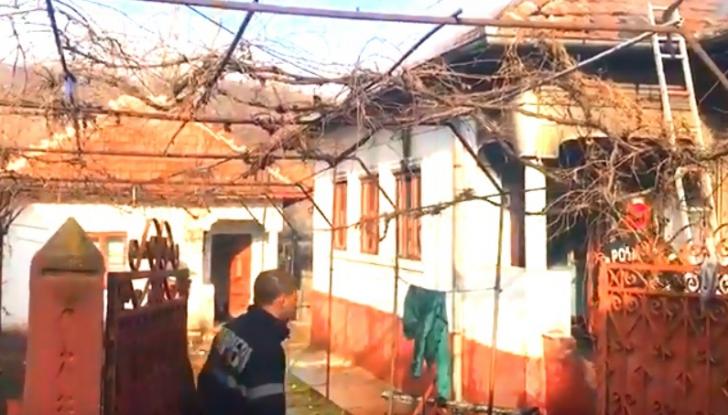 Dolj: Două femei, mamă și fiică, rănite într-un incendiu