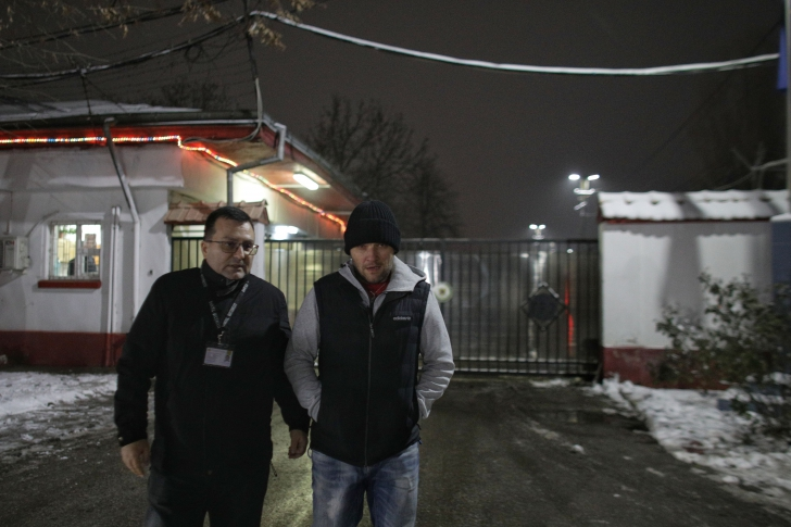 Dan Șova, la ieșirea din detenție: Închisoarea, o experiență umilitoare / Foto: Inquam Photos / Octav Ganea