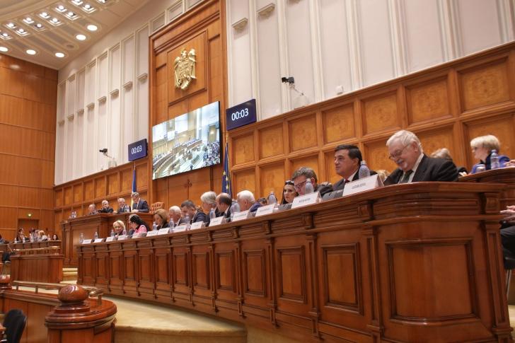 """Moțiunea de cenzură """"Ajunge! Guvernul Dragnea-Dăncilă, ruşinea României"""" intră la vot / Foto: Inquam Photos / Octav Ganea"""