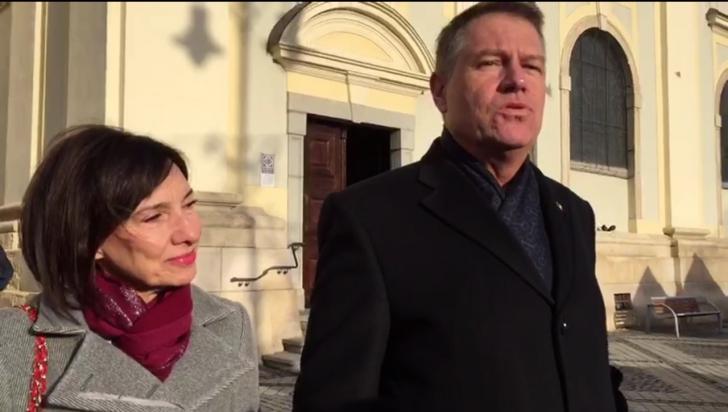 Unde petrece președintele Iohannis Crăciunul și Revelionul(Video)