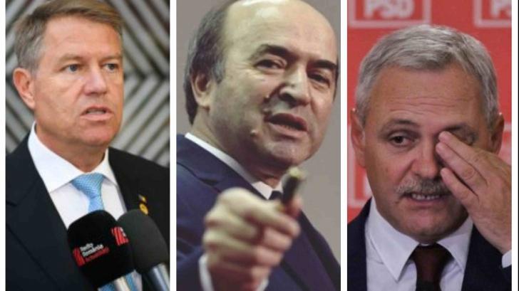 Ce va face Iohannis cu Olguța Vasilescu și Mircea Draghici