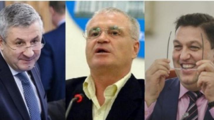 Trioul letal al PSD din Parlamentul României