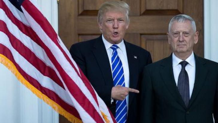 Supărat de demisia lui Mattis, Trump se grăbește să-l înlocuiască la șefia Pentagonului