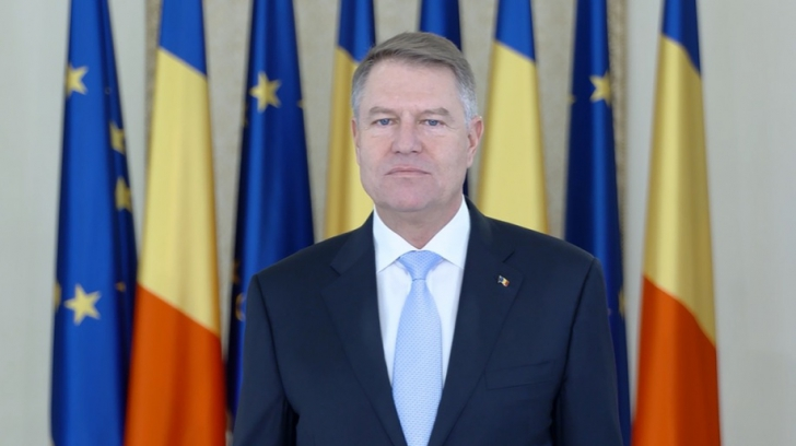Klaus Iohannis, mesaj de Anul Nou: Să construim următorul secol cu atașament față de statul de drept