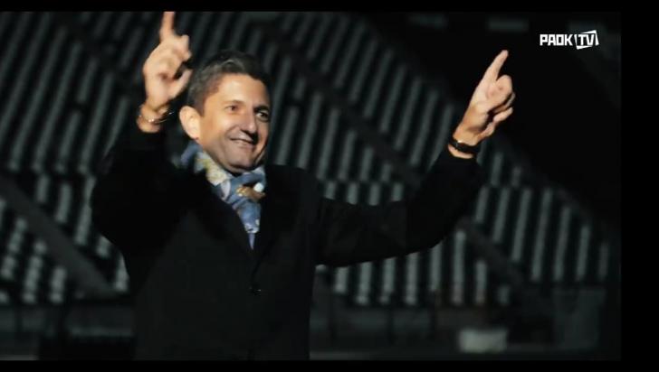 Răzvan Lucescu, în rol de dirijor!   VIDEO
