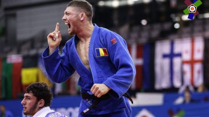 Premiera în judo-ul european. România organizează două competiții-cheie în același timp