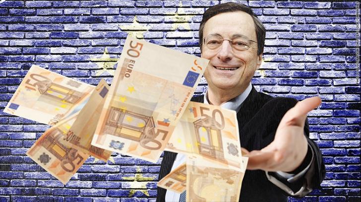 Stop programului QE (relaxare cantitativă)