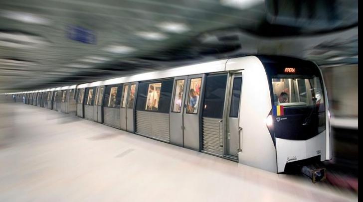 Programul circulaţiei trenurilor de metrou în perioada sărbătorilor
