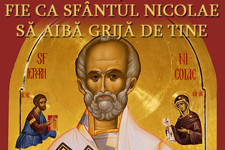 Mos Nicolae - Sf Nicolae 6 decembrie 2018