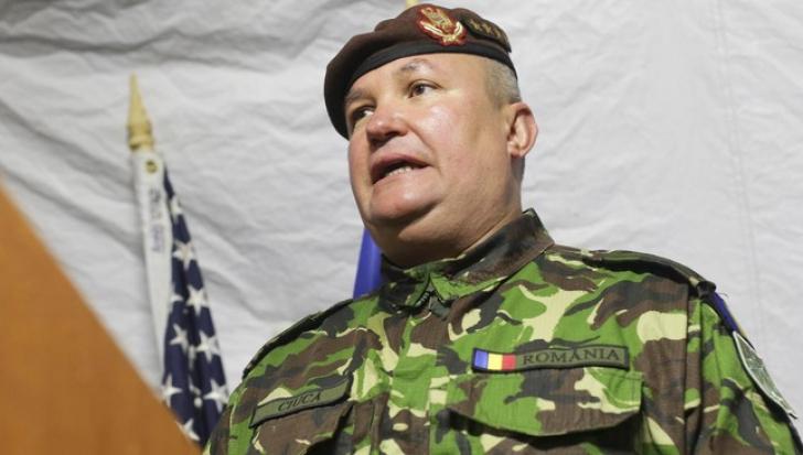 Decretul lui Iohannis de prelungire a mandatului generalului Ciucă, publicat în Monitorul Oficial