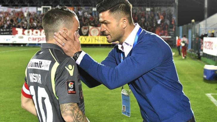 """Căpitanul lui Dinamo a fost la un pas de Steaua: """"El m-a dorit foarte mult!"""""""