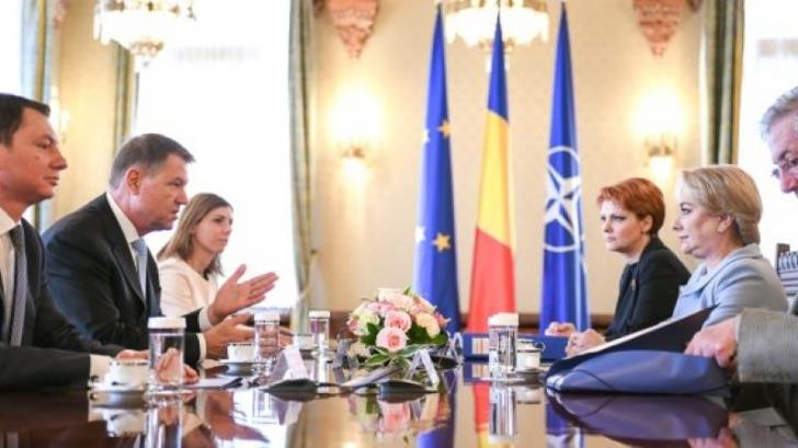 Olguța Vasilescu, atac virulent la adresa președintelui Iohannis