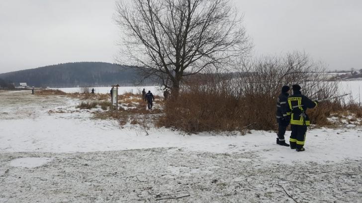 Covasna: Bărbat de 46 de ani dispărut în zona Lacului Pădureni