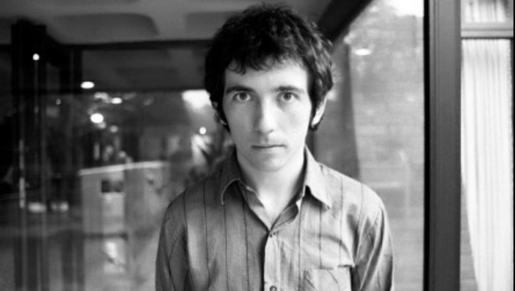 Pete Shelley, solistul trupei Buzzcocks